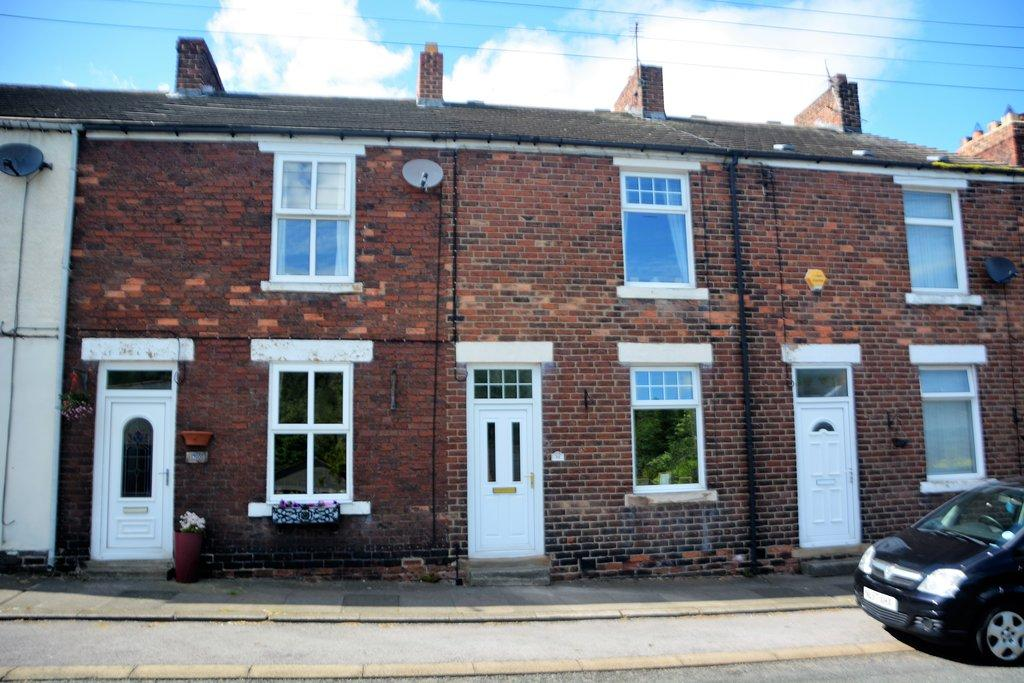 3 Bedrooms Terraced House for sale in Hamilton Row, Waterhouses DH7