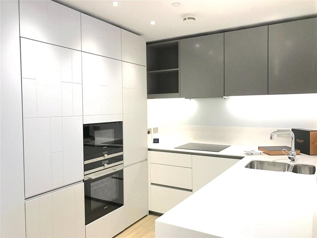 1 Bedroom Flat for sale in Tapestry Building, King Cross, London, N1C