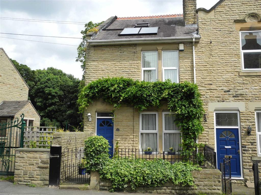 3 Bedrooms Semi Detached House for sale in High Street, Silkstone, Silkstone Barnsley, S75