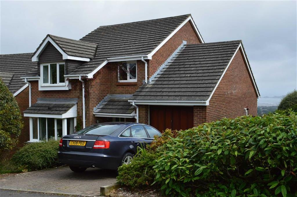 4 Bedrooms Detached House for sale in Huntingdon Way, Swansea, SA2