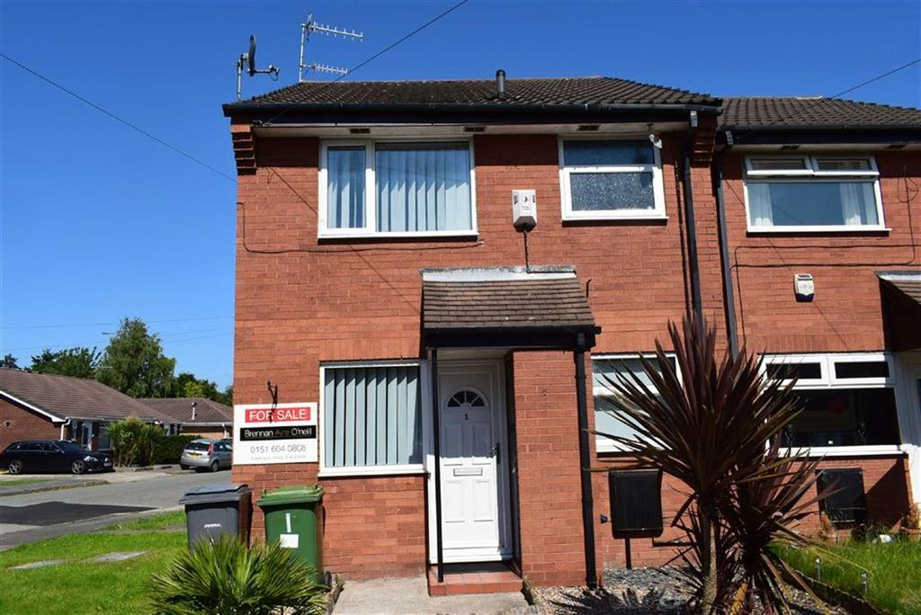 1 Bedroom Semi Detached House for sale in Thornham Close, CH49