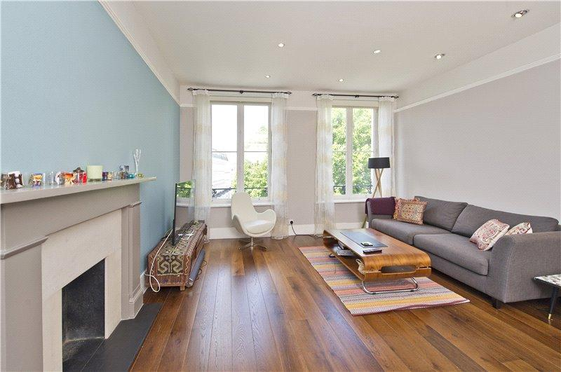 2 Bedrooms Flat for sale in Trebovir Road, London, SW5