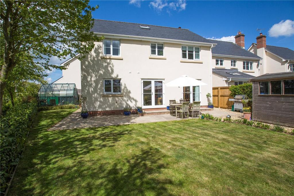 4 Bedrooms Detached House for sale in Chapel Close, Yeoford, Crediton, Devon, EX17