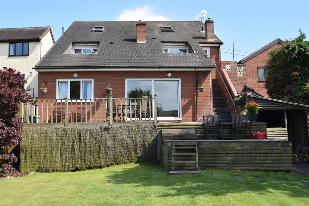 4 Bedrooms Detached House for sale in Brookvale, Annscroft, Shrewsbury, SY5 8AN