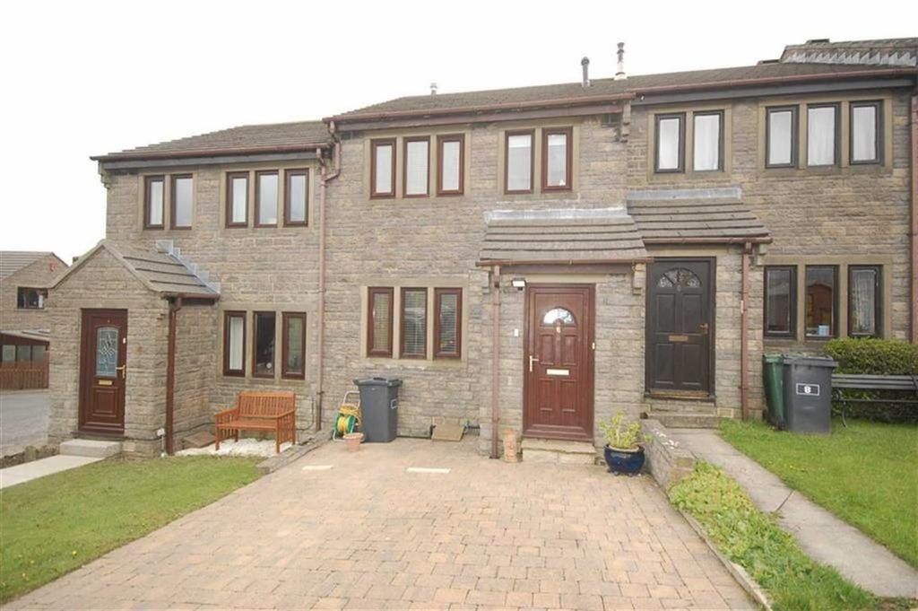 3 Bedrooms Town House for sale in Bolster Grove, Bolster Moor, Huddersfield, HD7