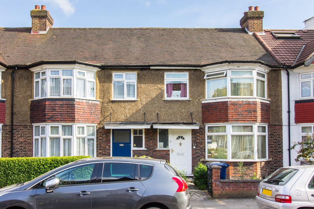 3 Bedrooms House for sale in Court Way, Acton