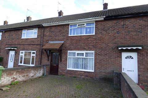 2 bedroom terraced house for sale - 7 Burden Close, BEVERLEY, East Yorkshire, HU17 9LD