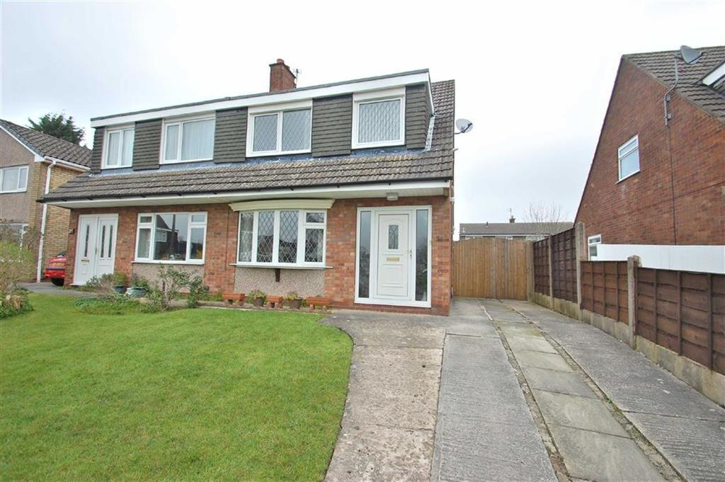 3 Bedrooms Semi Detached House for sale in Bolton Avenue, Cheadle Hulme, Cheshire