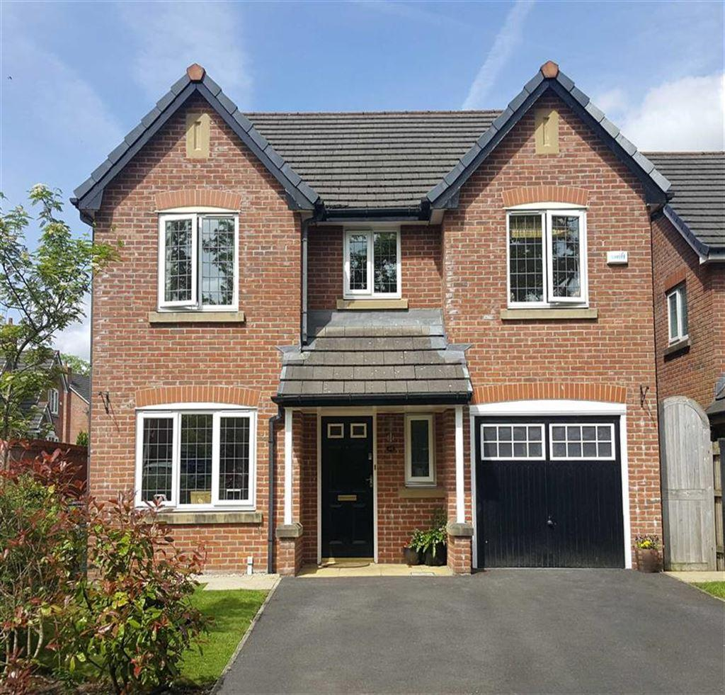 4 Bedrooms Detached House for sale in Beech Drive, Calderstones Park, Whalley, Lancashire