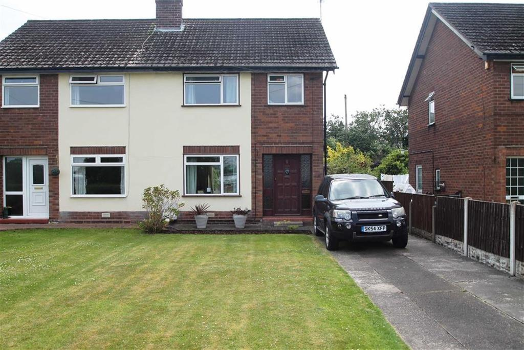 3 Bedrooms Semi Detached House for sale in Boughton Hall Avenue, Boughton