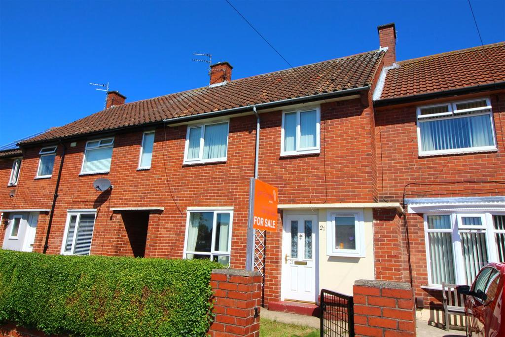3 Bedrooms Terraced House for sale in Penrith Avenue, Marden Estate, North Shields