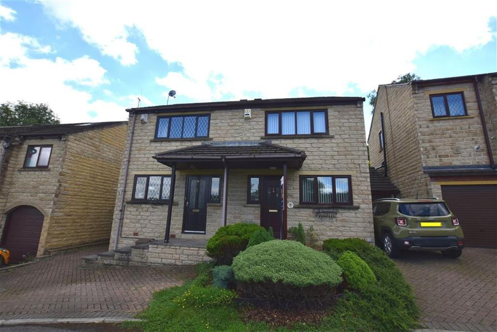 2 Bedrooms Semi Detached House for sale in Woodchurch View, Thongsbridge, Holmfirth, HD9