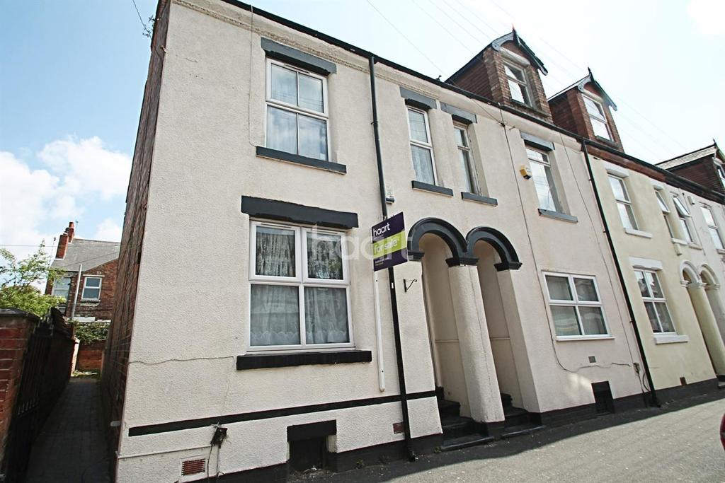 3 Bedrooms End Of Terrace House for sale in Sandringham Road, Sneinton