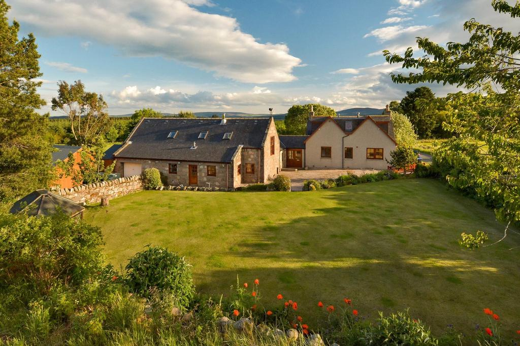 5 Bedrooms Detached House for sale in The Greens of Afforsk, Blairdaff, Inverurie, Aberdeenshire, AB51