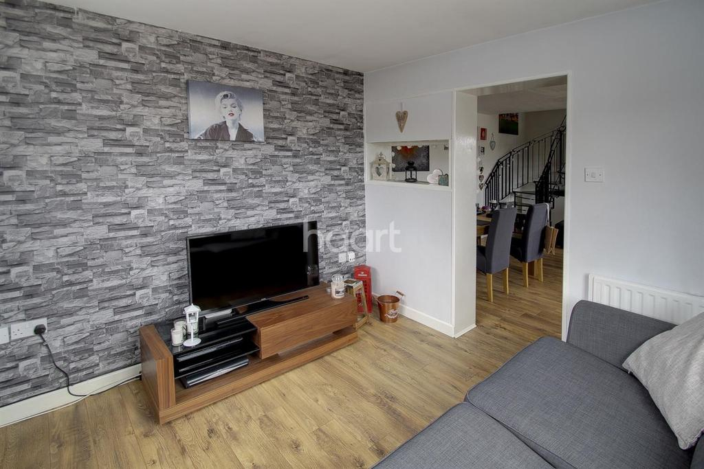 1 Bedroom End Of Terrace House for sale in Wainwright, Werrington, Peterborough