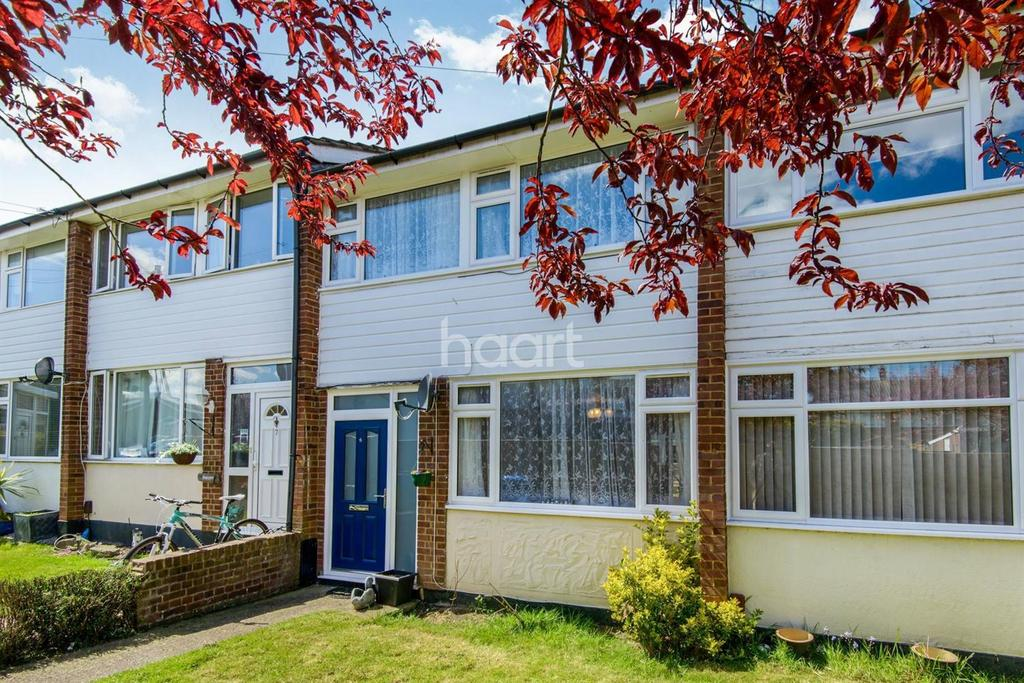 3 Bedrooms Terraced House for sale in Benfleet