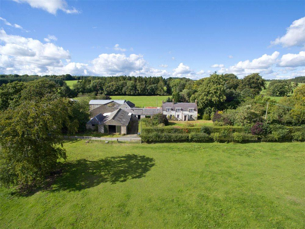3 Bedrooms Farm House Character Property for sale in Selkirk, Scottish Borders, TD7