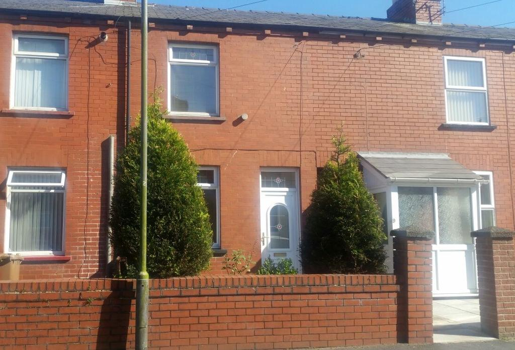 2 Bedrooms Terraced House for sale in Rock Street, Thatto Heath, St Helens, Merseyside WA10