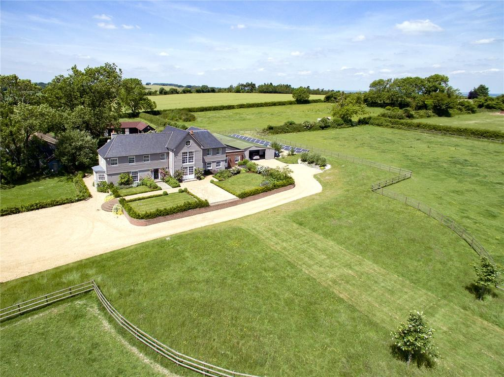 8 Bedrooms Detached House for sale in Beauworth, Hampshire, SO24