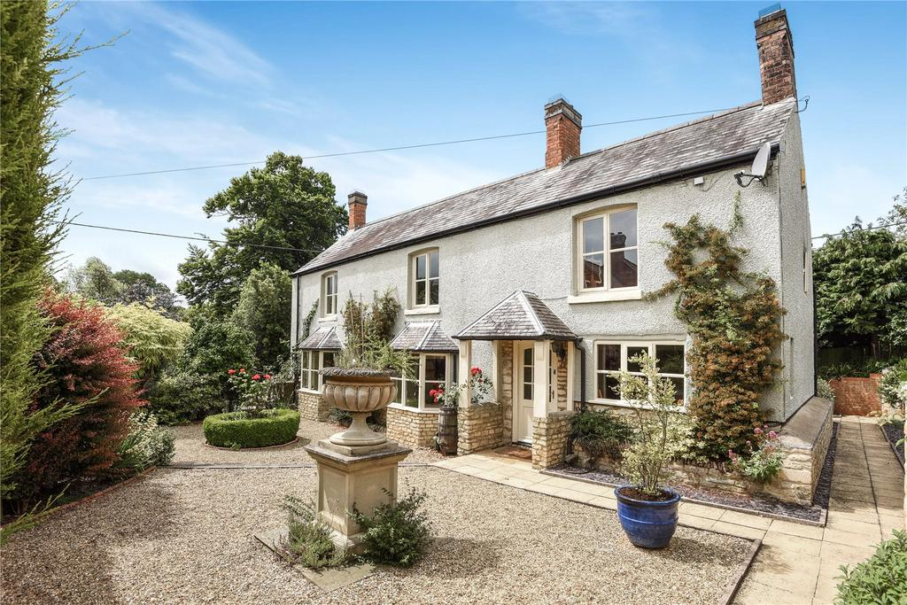 4 Bedrooms Detached House for sale in Main Street, Sudborough, Northamptonshire, NN14