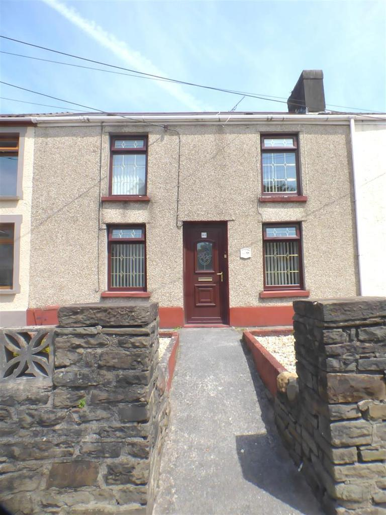 3 Bedrooms House for sale in Herbert Street, Pontardawe, Swansea