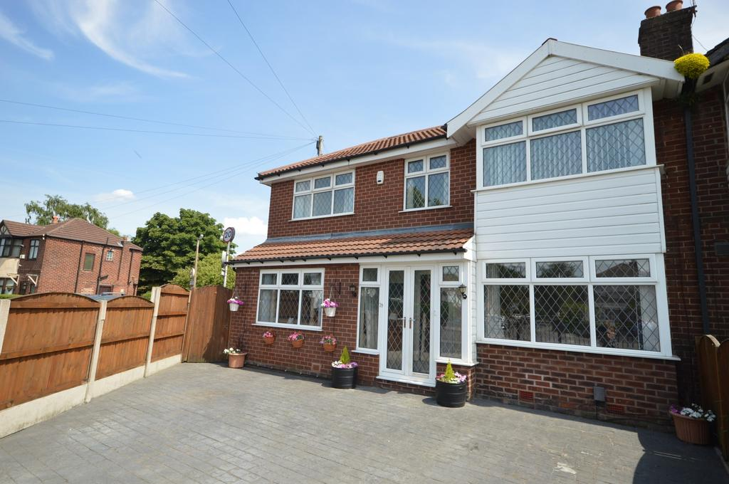 4 Bedrooms Semi Detached House for sale in Councillor Lane, Cheadle