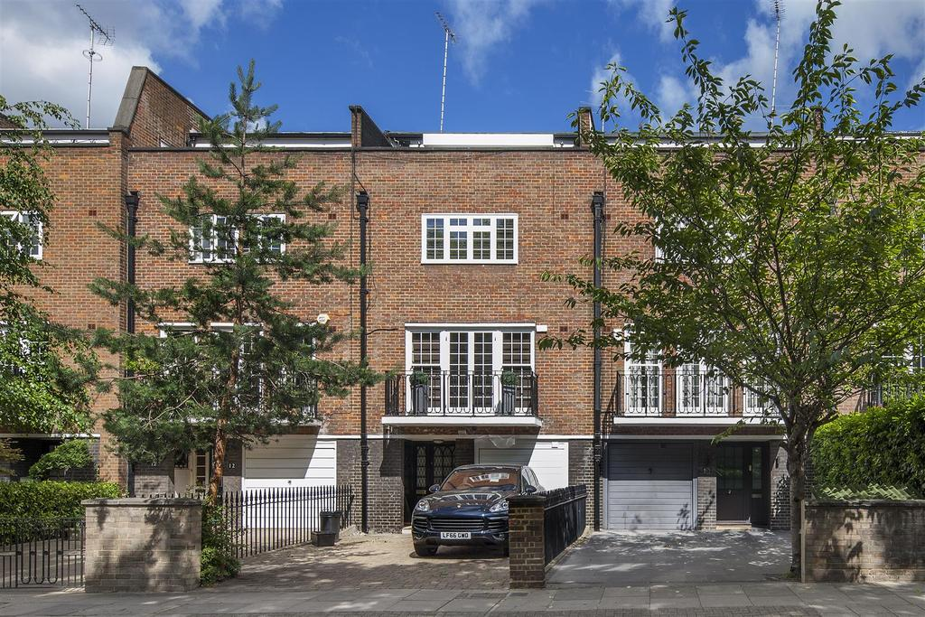 4 Bedrooms Terraced House for sale in Blomfield Road, London