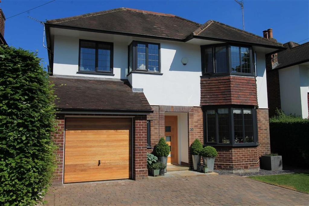 4 Bedrooms Detached House for sale in Beechway, Wilmslow