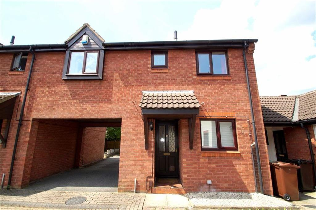 2 Bedrooms Terraced House for sale in High Bank View, Leeds