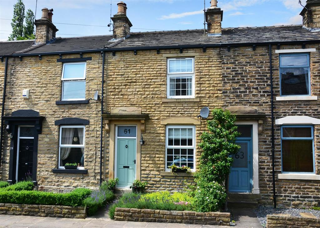 2 Bedrooms Terraced House for sale in Bryan Street, Farsley