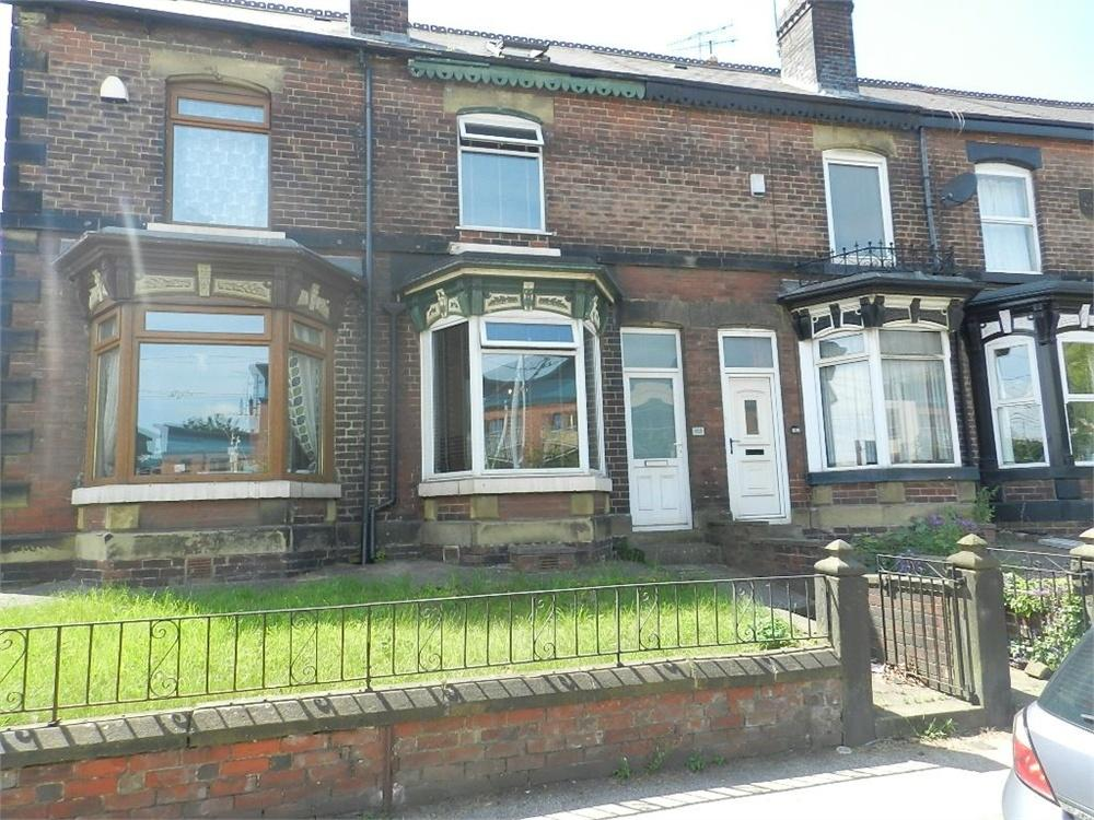 3 Bedrooms Terraced House for sale in Middlewood Road, Middlewood, SHEFFIELD, South Yorkshire