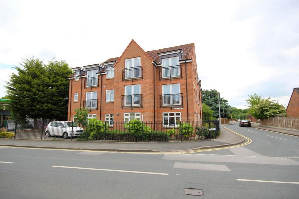 2 Bedrooms Flat for sale in Bielby Court, Bielby Drive, Beverley, East Riding of Yorkshire
