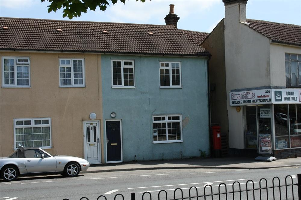 3 Bedrooms End Of Terrace House for sale in High Street, Aldershot, Hampshire