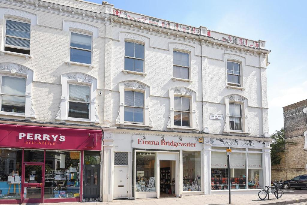 3 Bedrooms Flat for sale in Fulham Road, Fulham, SW6