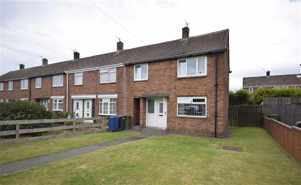 2 Bedrooms End Of Terrace House for sale in Rubens Avenue, South Shields
