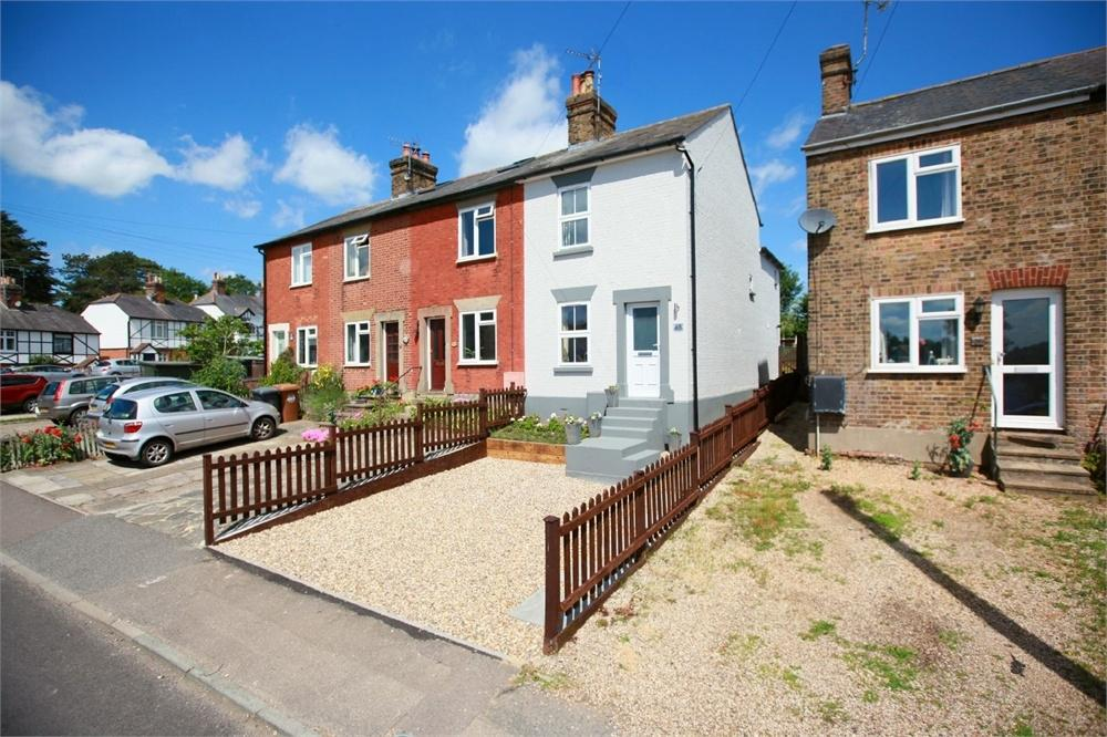 2 Bedrooms End Of Terrace House for sale in Nursery Road, BISHOP'S STORTFORD, Hertfordshire