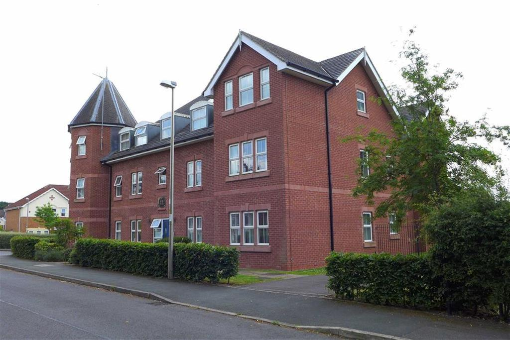 2 Bedrooms Apartment Flat for sale in Berkley Towers, Blackthorne Close, Crewe