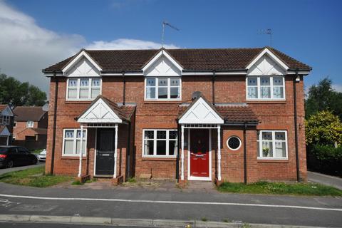 2 bedroom townhouse for sale - Severn Green, Nether Poppleton, York