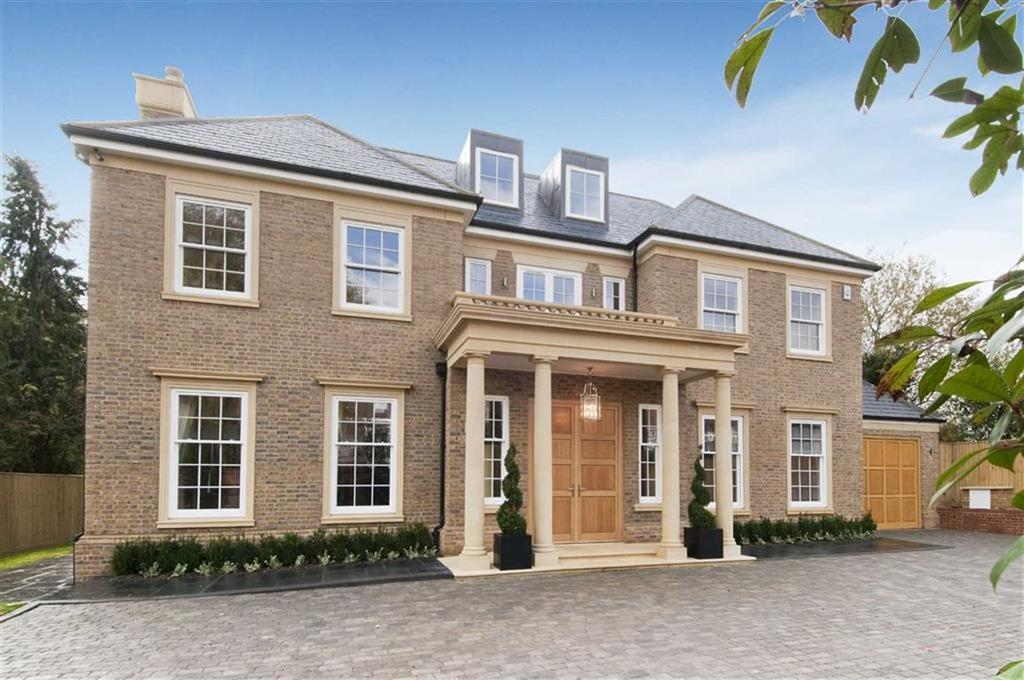 6 Bedrooms Detached House for sale in Beech Hill, Hadley Wood, Hertfordshire