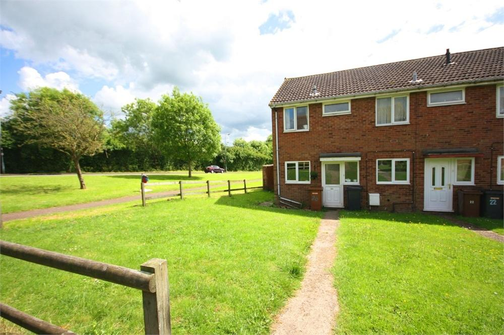 2 Bedrooms End Of Terrace House for sale in Swift Close, MELTON MOWBRAY