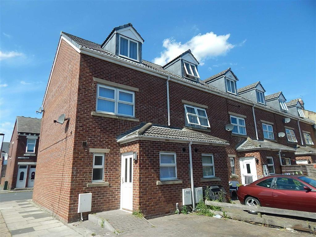 3 Bedrooms Terraced House for sale in Charlotte Street, Wallsend, Tyne And Wear, NE28