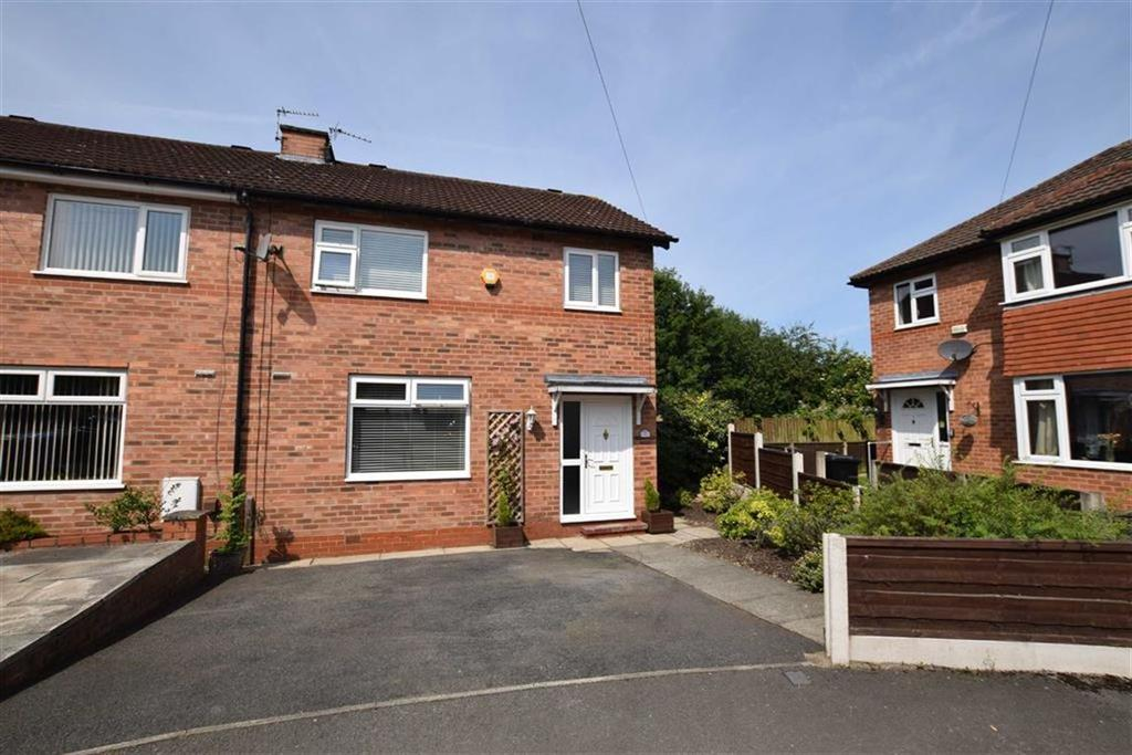 3 Bedrooms End Of Terrace House for sale in Tadman Grove, Altrincham, Cheshire, WA14