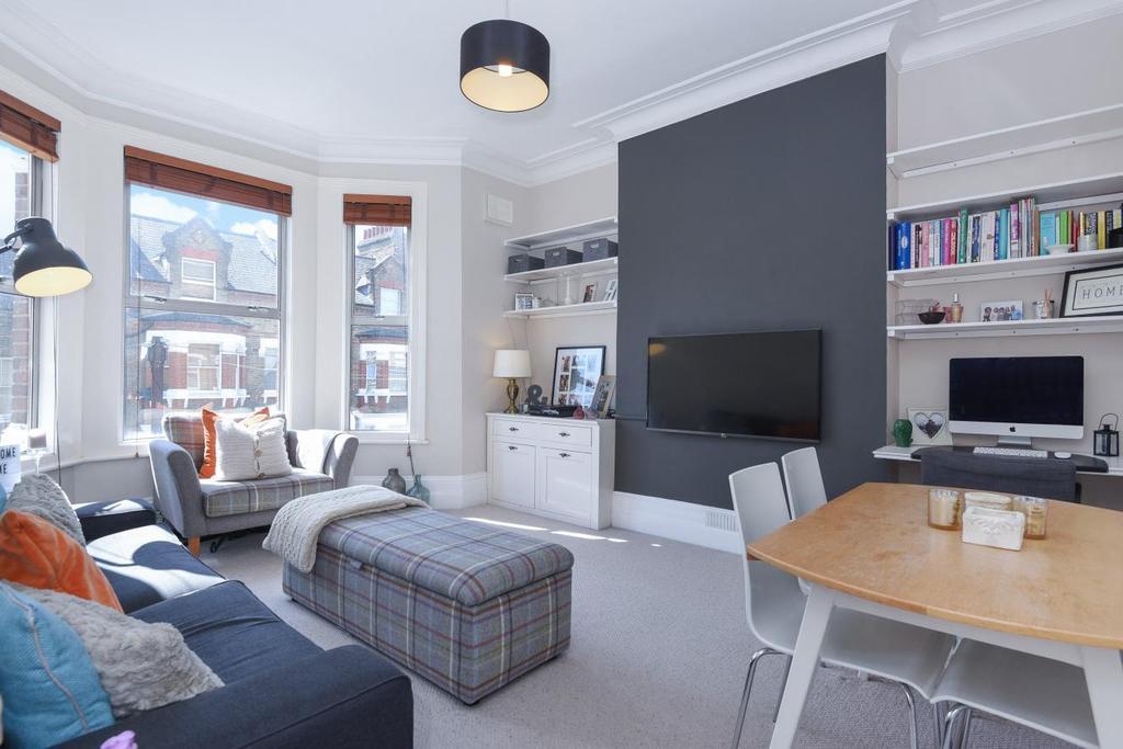 1 Bedroom Flat for sale in Schubert Road, Putney, SW15