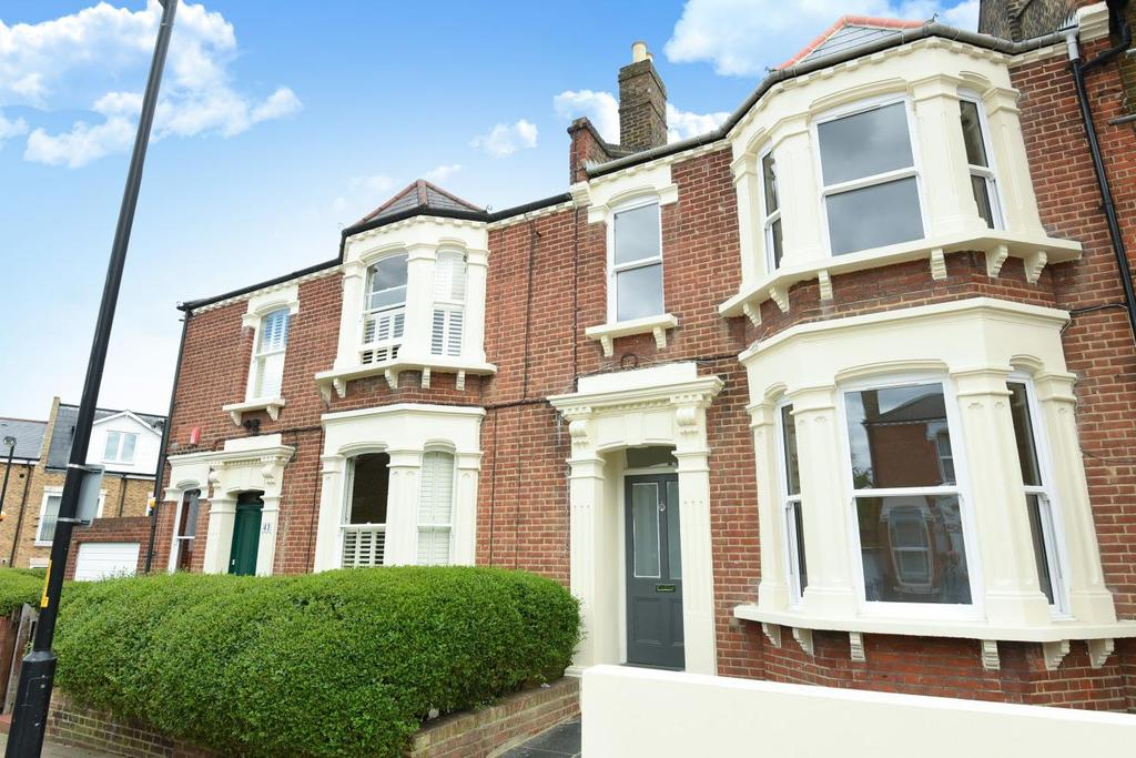 5 Bedrooms Terraced House for sale in Athenlay Road, Upper Nunhead, SE15