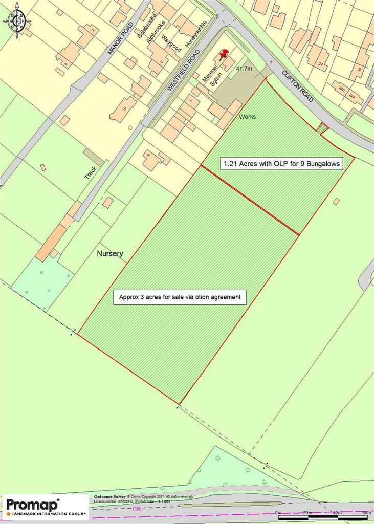 Land Commercial for sale in Land south of Clifton Road, Henlow, Bedfordshire