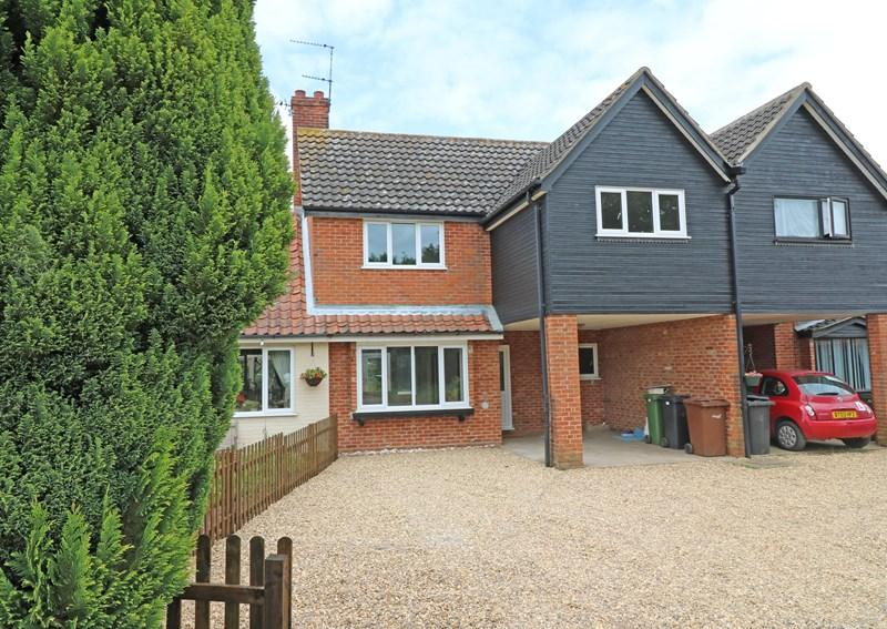 3 Bedrooms Terraced House for sale in Pitts Hill Close, Saxlingham Nethergate, Norwich
