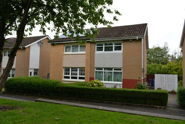 2 Bedrooms Semi-detached Villa House for sale in 52 Archerhill Terrace, Knightswood, Glasgow, G13 4TB