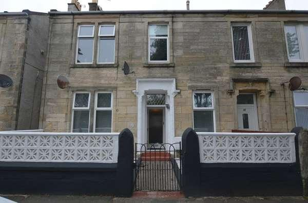 2 Bedrooms Flat for sale in 22 Stanley Road, Saltcoats, KA21 5BB