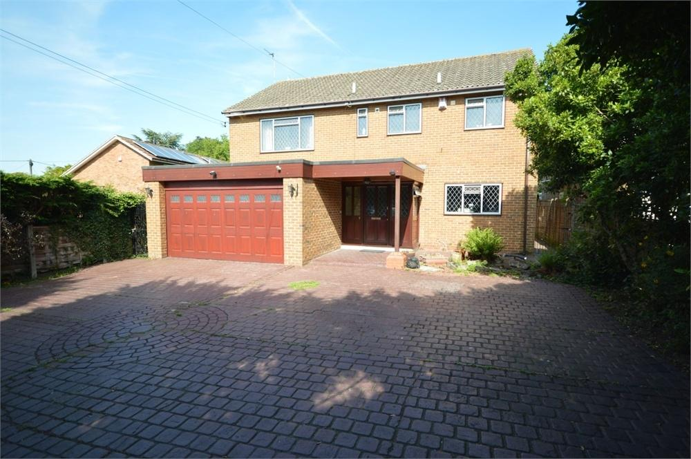 4 Bedrooms Detached House for sale in Ash Road, Hartley