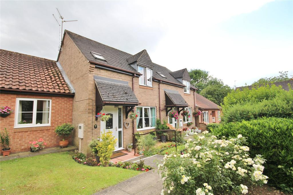 2 Bedrooms Terraced House for sale in Heritage Court, Navenby, LN5